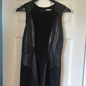 Silence + Noise black dress - size M